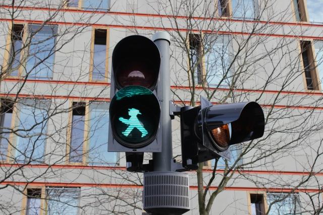 Berlin-ampelman